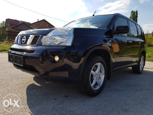 NISSAN X-TRAIL 2.0 dCi 4X4 110 KW 11/2007 god.