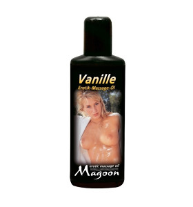 Magon Ulje Za Masazu: Vanilla | Sex Shop Fantasy