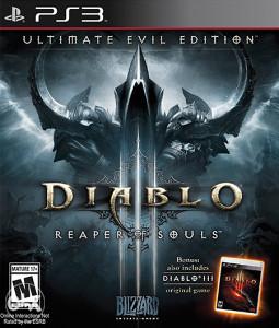 Diablo III Reaper of Souls: Ultimate Evil Edition PS3