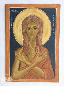 Ikona Sveta Marija Egipćanka