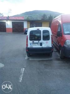 Renault Kangoo 1.5 dci,registrovan 062/337-438