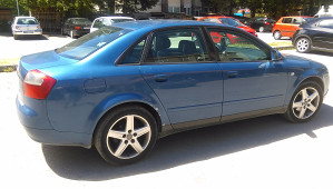 Audi A4 (2001) 1.9 TDI 96 kW, prešao 270.000 Bihać