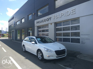 Peugeot 508 SW Business 1,6 e-HDI 115KS