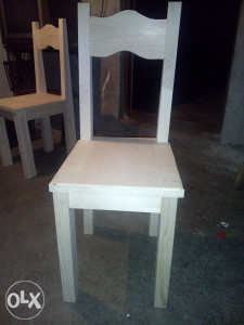 Stolice drvene