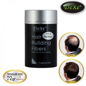 Fiberi za proređenu kosu 22gr DEXE (75 aplikacija)