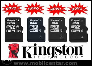 MicroSD memorijske kartice