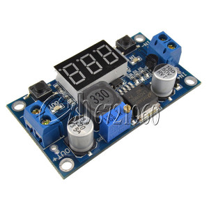 LM2596 Regulator napona arduino DC 4.0~40 to 1.3-37V