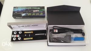 Laser green laser pointer