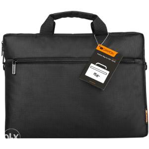 "Casual Laptop Bag 15"" Black"