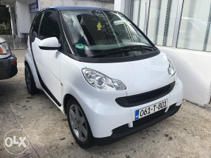 Smart ForTwo 1.0 For Two