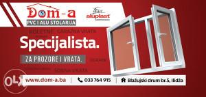 PVC&ALU stolarija