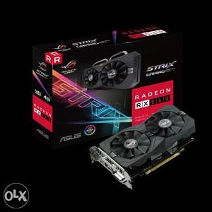 ASUS GAMING AMD RADEON RX 560 4GB GDDR5 128BIT