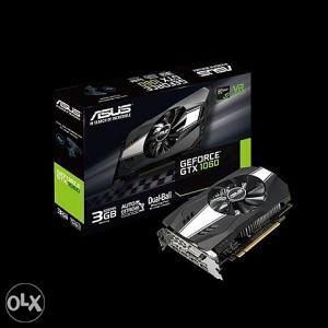 ASUS NVIDIA GEFORCE GTX 1060 3GB GDDR5 192 BIT