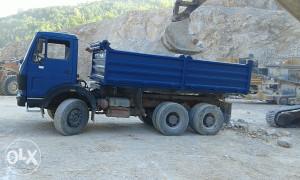 Mercedes Kamion kiper 26x36