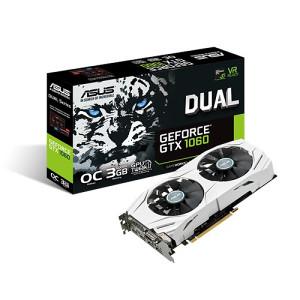 ASUS DUAL GTX1060 / GTX 1060 3GB DDR5