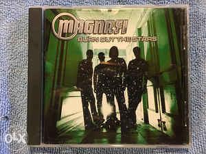 Magna-Fi - Burn Out the Stars - CD