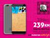 Oukitel U20 Plus - 5,5in | 2+16GB | 8Mpx+GRATIS MASKA