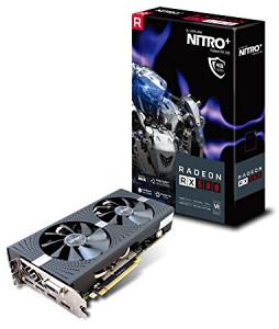 SAPPHIRE NITRO+  RADEON RX 580 4GB , MAJNING , MINING