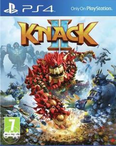 KNACK 2 PS4 NA STANJU. DIGITALNA IGRA