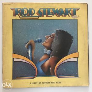 Rod Stewart - A Shot Of Rhythm And Blues