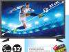 VIVAX IMAGO LED TV HD , DVB-T/C/T2