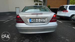 Mercedes-Benz C 200 bez zamjene!!! Istekla registracija