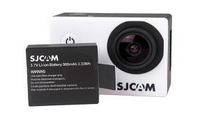 SJCAM baterija za GoPro stil sport kamera