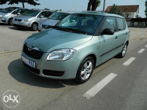 Škoda Fabia 1,2 Htp