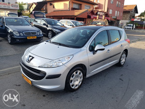 Peugeot 207 SW 1.6 HDI 66KW