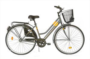 Bicikl CAPRIOLO AMSTERDAM ( Korpa, svjetla... )