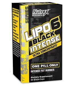 Nutrex Lipo-6 Black Intense UC