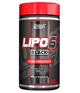 NUTREX LIPO-6 BLACK UC POWDER