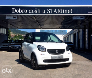smart fortwo coupé / 71 KS / NOVO vozilo