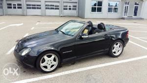 Mercedes Benz SLK 2.0 benzin/plin MOZE ZAMJENA