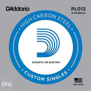 Daddario PL012