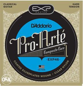 Daddario EXP46 Coated, Hard Tension