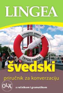 Knjiga: Švedski priručnik za konverzaciju s rečnikom i gramatikom, pisac: Grupa autora, Strani jezici, Rječnici
