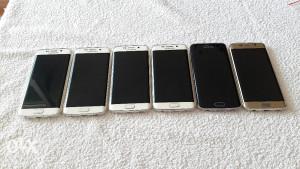 Samsung galaxy s6 edge/Savrseno ocuvani/32,64,128 giga