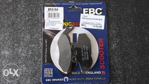 Disk plocice EBC SFA-194
