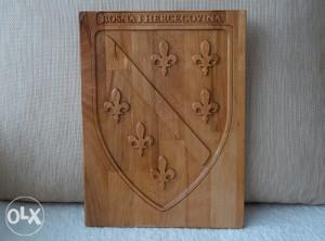 Grb Republike Bosne i Hercegovine (puno drvo)