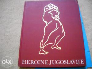 Knjiga Heroine Jugoslavije