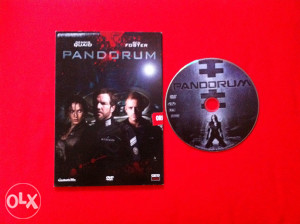 DVD film PANDORUM original
