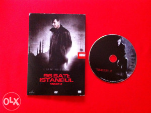 DVD film 96 sati ISTANBUL original
