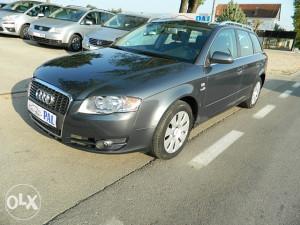 Audi A4 - 2,0 Tdi