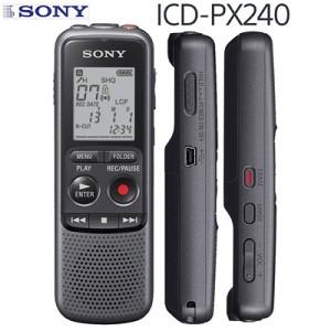 Sony diktafon PX-240 4GB (ICDPX240.CE7)