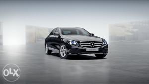 Mercedes-Benz E 220 d 4MATIC; NOVO putničko vozilo