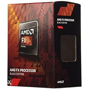 CPU AM3  AMD FX-6100, 3.30GHz BOX, Black Edition