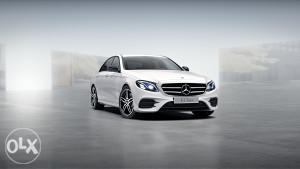 Mercedes-Benz E 350 d 4MATIC; novo putničko vozilo