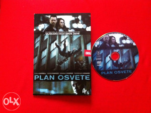 DVD film PLAN OSVETE