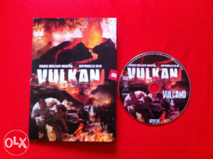DVD film VULKAN original